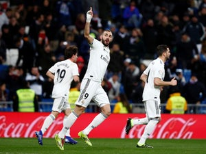 In-form Real Madrid continue winning run