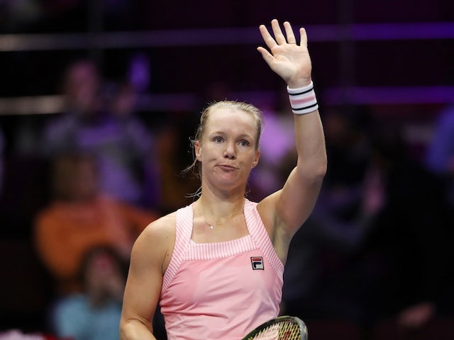 Bertens and Vekic will battle for St Petersburg crown