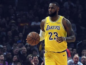LeBron stars on return from injury