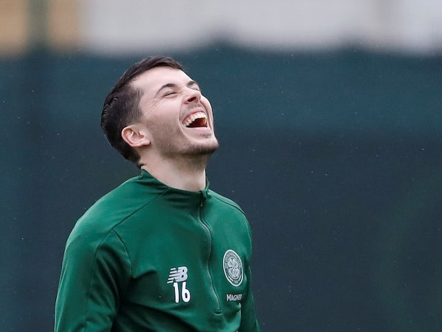 Lewis Morgan: 'I want to play my part at Celtic this season'