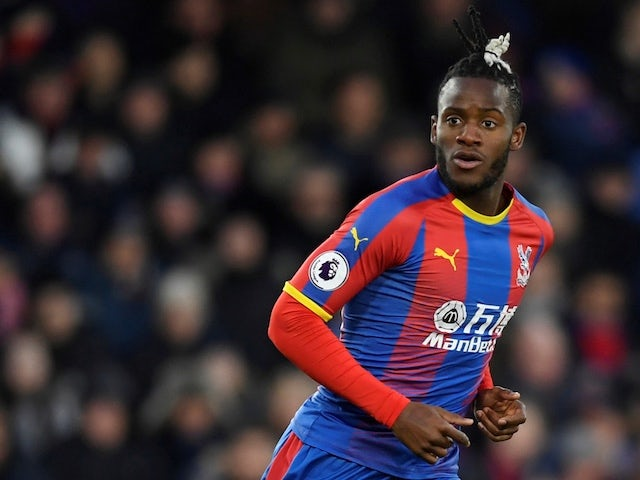 Palace to return for Batshuayi in January?