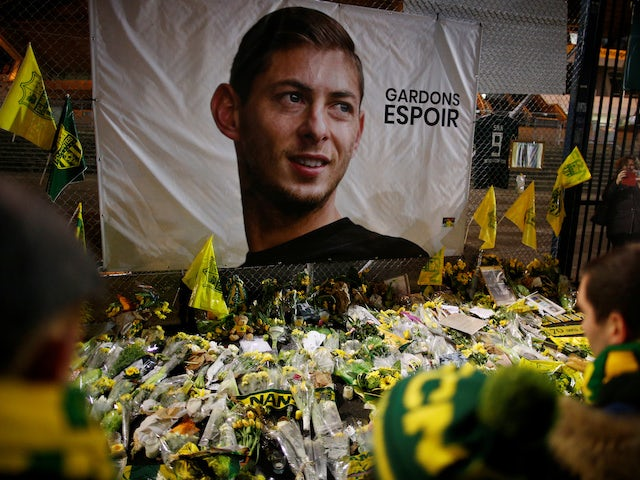Emiliano Sala plane found in English Channel