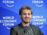 Nico Rosberg pictured on January 20, 2019