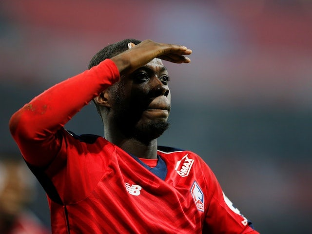 Inter to beat Liverpool to Nicolas Pepe?