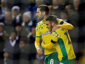 Norwich beat title rivals Leeds to move to top of Championship