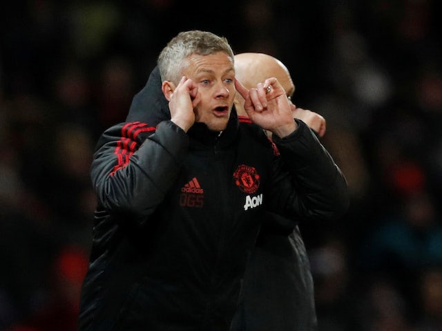 Ole Gunnar Solskjaer rewarded for impressive start to life at Manchester United