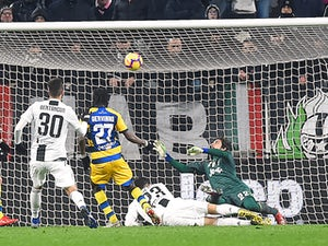 Gervinho grabs last-gasp draw for Parma against Serie A leaders Juventus