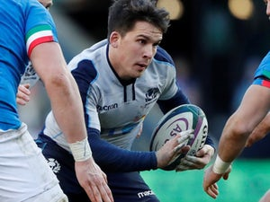 World Cup dream is payback for mum and dad - Scotland centre Johnson