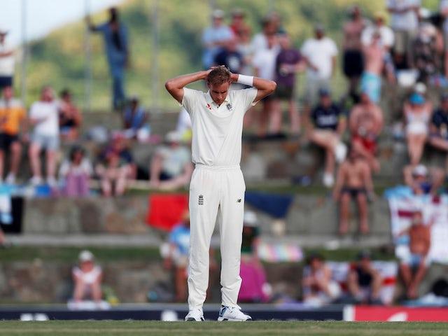 England's bizarre century leaves Broad in disbelief