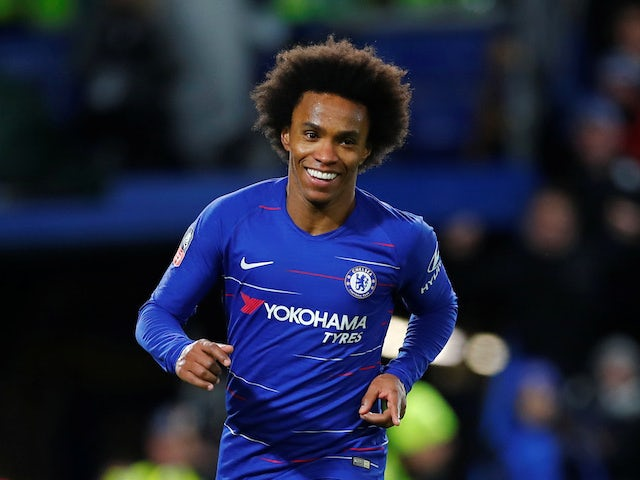 PSG move for Willian as Neymar replacement?