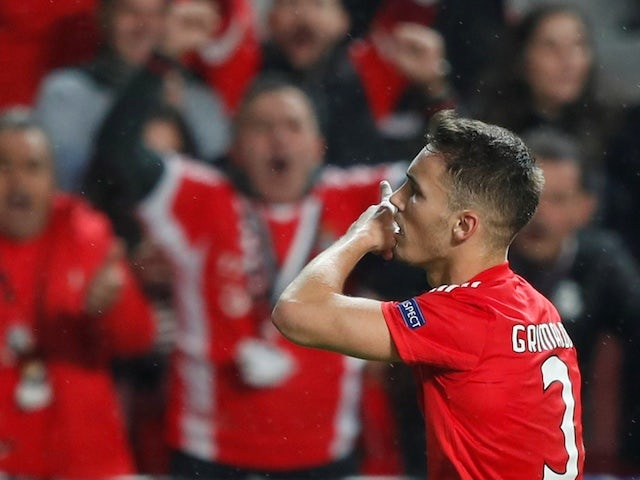 Report: Arsenal leading race for Grimaldo