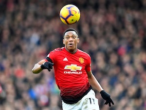 Martial 'saved for Arsenal clash'