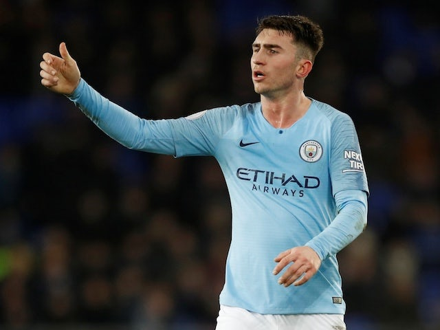 Laporte ready to battle for his Manchester City place