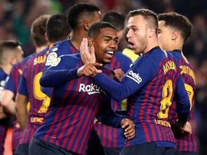 Barcelona to include Malcom in Rashford bid?