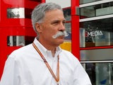Chase Carey pictured in September 2018