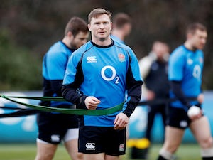 England hope Ashton will be available for their last two Six Nations matches