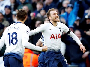 Eriksen 'in no hurry to sign new Spurs deal'