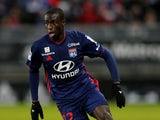 Lyon's Ferland Mendy pictured in January 2019
