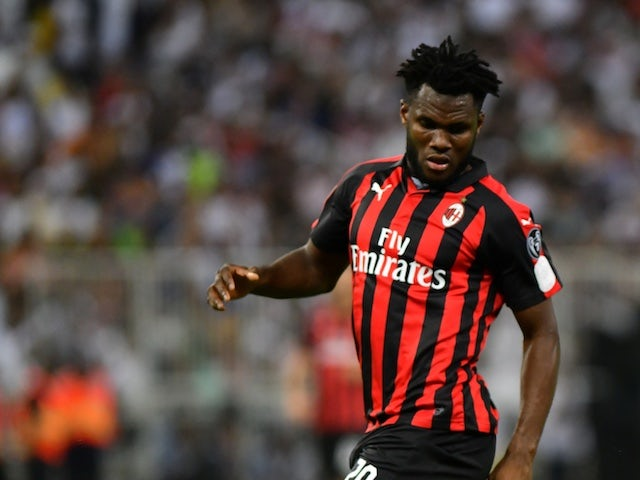 Arsenal, West Ham 'show interest in Kessie'