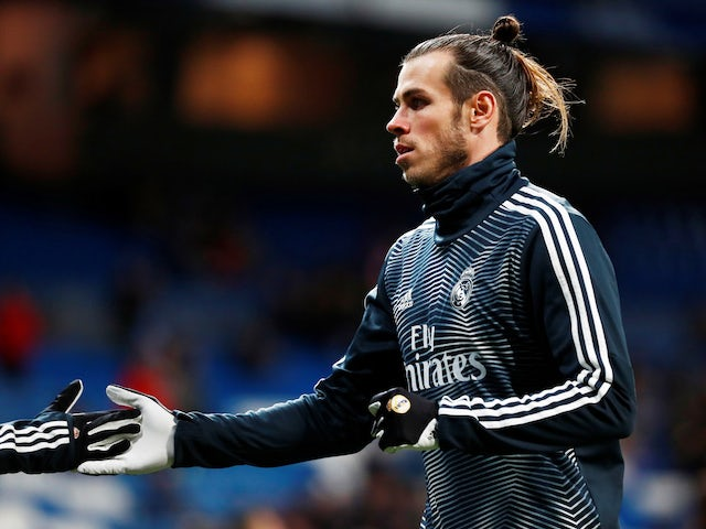 Bale unhappy with Real Madrid teammates?