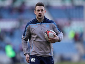 Greig Laidlaw to consider Scotland future after World Cup heartbreak