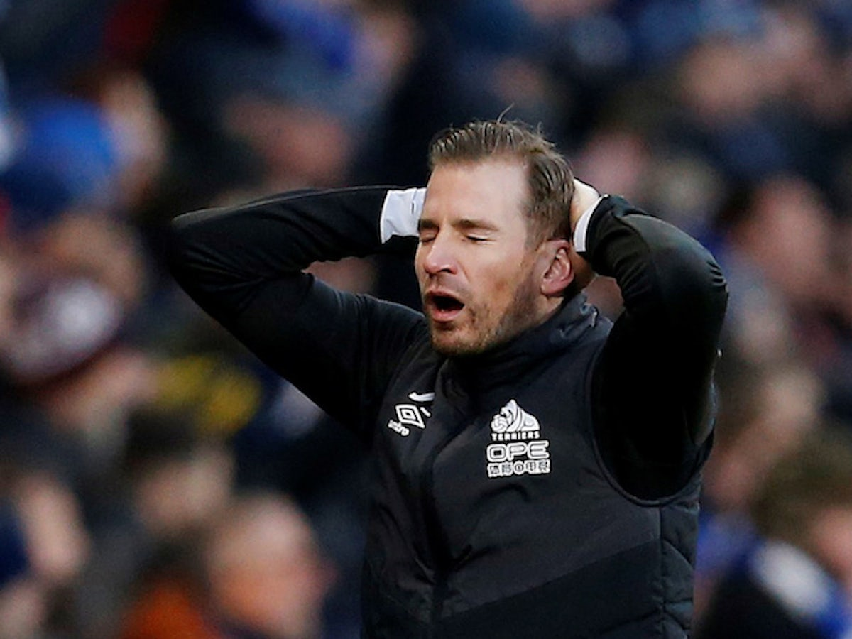 jan siewert reacting to his team conceding