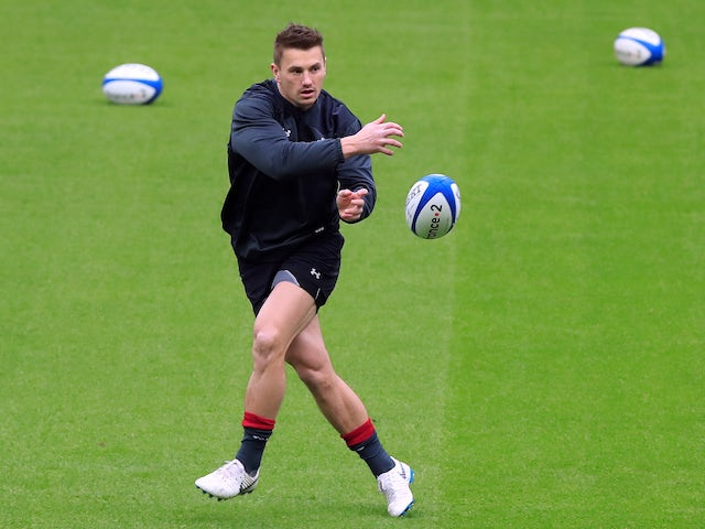 Wales captain Davies targeting fast start against Italy