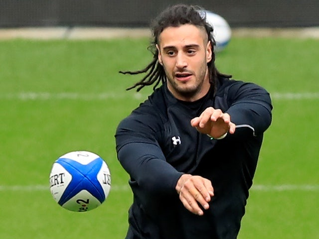 Josh Navidi ruled out of rest of World Cup with hamstring injury