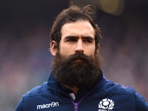 Josh Strauss says Scotland should replicate England's tactics against Ireland