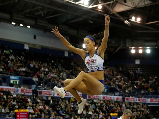 Johnson-Thompson has sights set on adding to gold medal haul