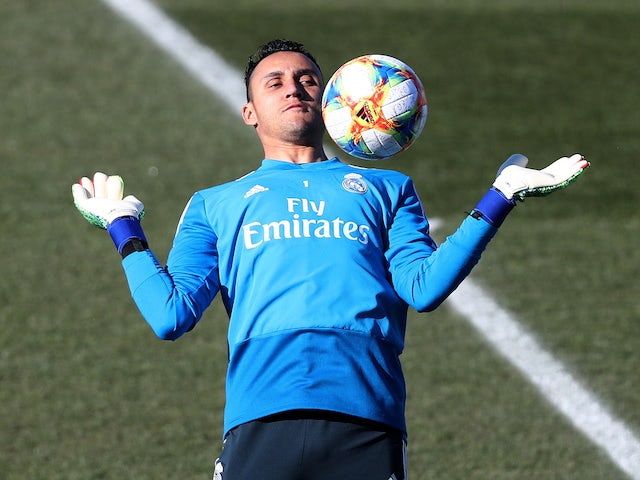 Report: Keylor Navas wanted by Juventus