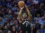 Result: Lowry and Ibaka fire Toronto Raptors to victory over Philadelphia 76ers