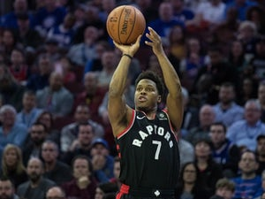 Warriors investor fined and banned after pushing Kyle Lowry