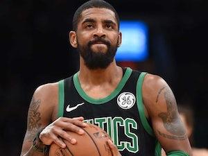Kyrie Irving stars as Boston Celtics end Oklahama City Thunder's winning streak