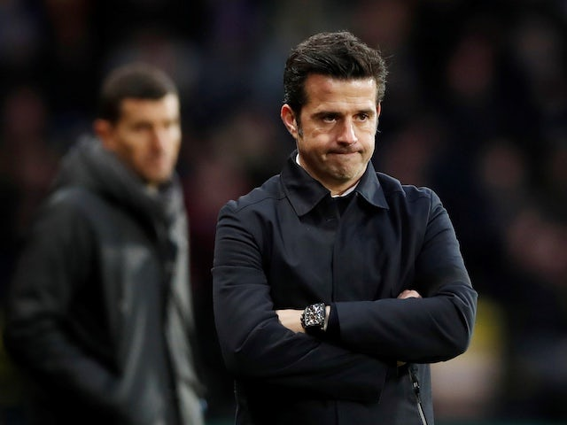 Silva stands up for his time at Watford after he is jeered on losing return