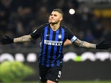 Inter Milan forward Mauro Icardi pictured in December 2018