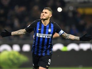 Allegri plays down Icardi to Juventus talk