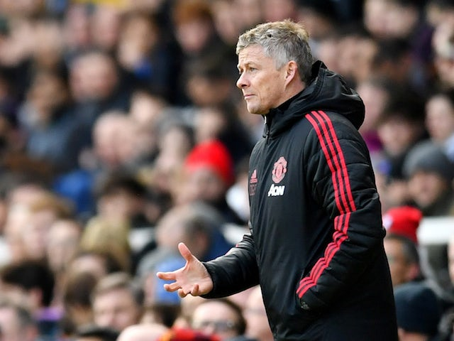 Ole Gunnar Solskjaer: 'Man Utd players let the fans and the club down'