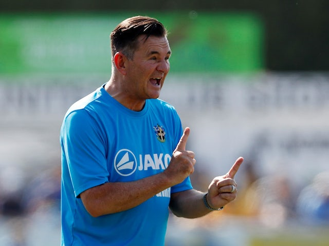 Result: Dobson strike earns Sutton the spoils