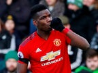 Agent of Manchester United's Paul Pogba 'looking to secure Real Madrid move'