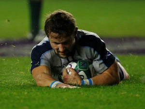Ireland will be feeling the pressure, says Horne ahead of Murrayfield showdown