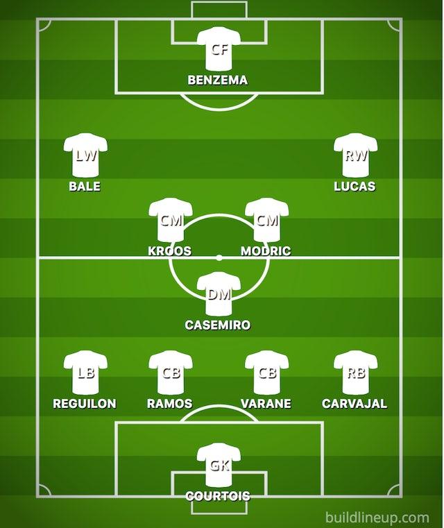 Real Madrid Cf Vs Atletico De Madrid