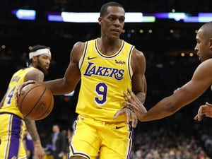 Last-gasp Rajon Rondo two-pointer lifts Lakers to victory at former team Celtics