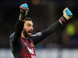 Patricio back in goal for Wolves as Ruddy returns to the bench