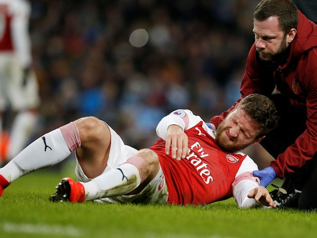 Unai Emery leaps to defence of under-fire Mustafi