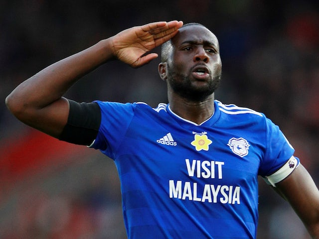 Cardiff defender Sol Bamba diagnosed with Non-Hodgkin lymphoma