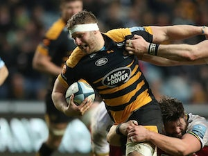 Wasps hold off Bristol fightback to move into Premiership play-offs