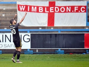Wordsworth hoping to bring positive energy to AFC Wimbledon's FA Cup adventure
