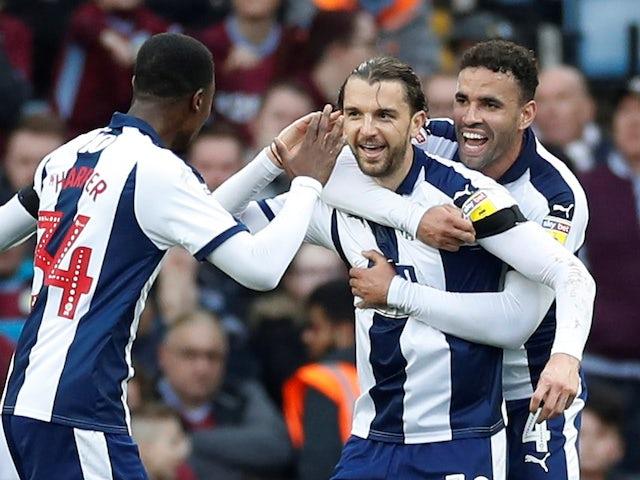 Result: Robson-Kanu and Rodriguez help Baggies shoot down Villa