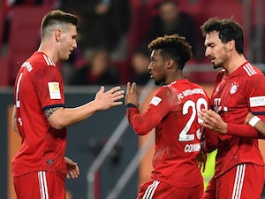 How Bayern could line up against Liverpool